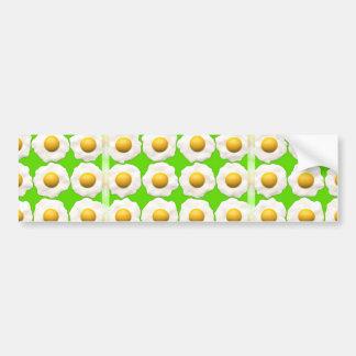 green eggs bumper sticker