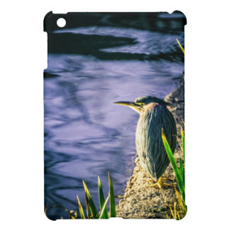Green Egret iPad Mini Cases