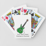 green electric guitar music graphic.png poker deck