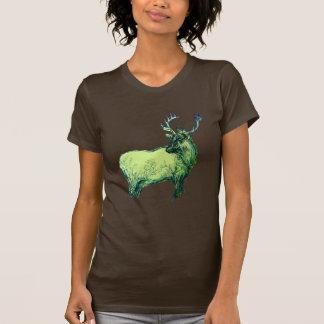 Green Elk Shirts