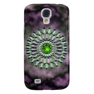 Green Emerald iPhone 3g Case Galaxy S4 Cover