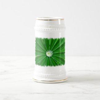 Green Energy  Beer Stein 18 Oz Beer Stein