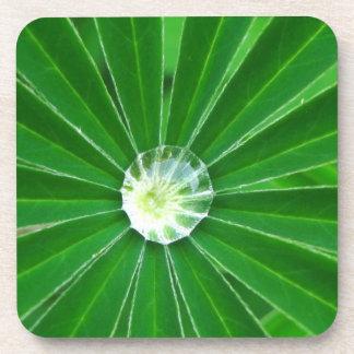 Green Energy Cork Coasters