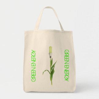 Green Energy Flower Bag