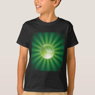 Green Energy Globe T-Shirt