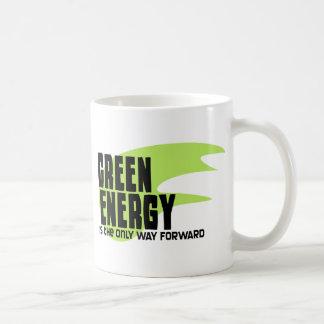Green Energy is the Only Way Forward Coffee Mug