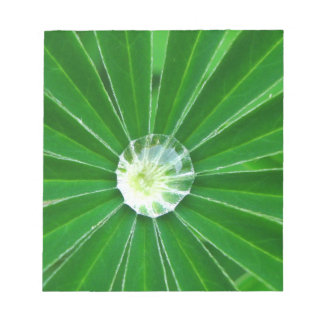 Green Energy Notepad