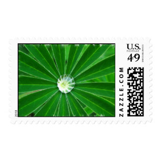Green Energy Postage Stamp