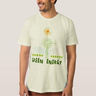 Green Energy Shirt