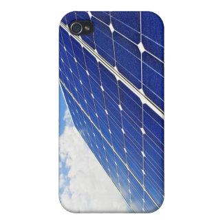 Green Energy Solar Power iPhone 4 Cases