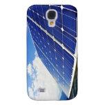 Green Energy Solar Power Samsung Galaxy S4 Covers