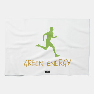 Green Energy Towel