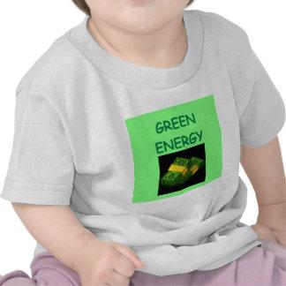 green energy t-shirts