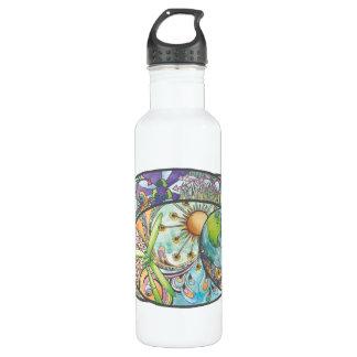 Green Energy Water Bottle
