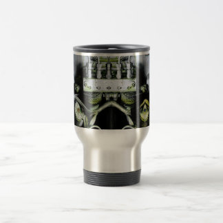 Green Engine Travel Mug