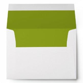 Green Envelope envelope