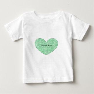 Green Envious Heart T-shirt