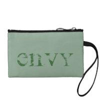 Green Envy Sage Green Bagettes Bag