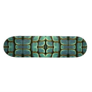 Green Envy Skateboard
