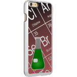 Green Erlenmeyer (Conical) Flask Chemistry Incipio Feather® Shine iPhone 6 Plus Case