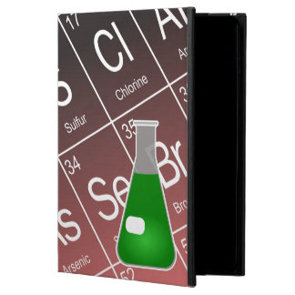 Green Erlenmeyer (Conical) Flask Chemistry Powis iPad Air 2 Case
