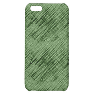 Green Etch iPhone4 iPhone 5C Cover