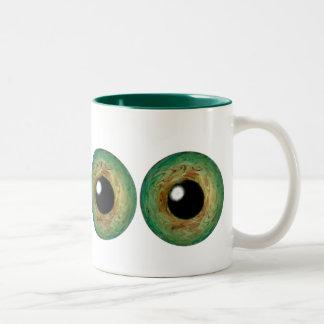 Green Eye Cup