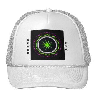 GREEN EYE HAT