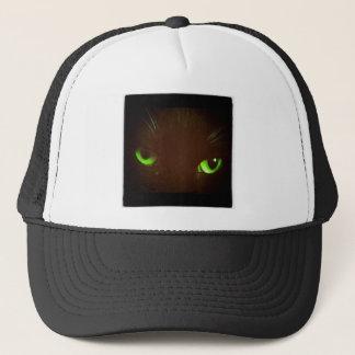 Green Eye Lucy Trucker Hat