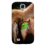 Green Eye Samsung Galaxy S4 Case