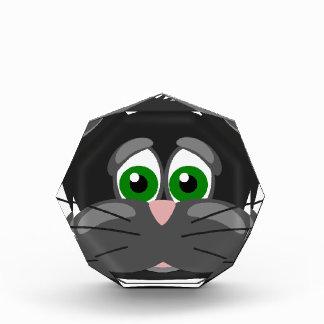 Green-eyed black Cat Award
