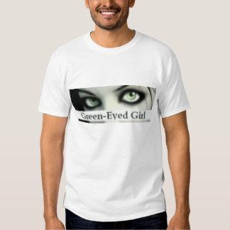 Green_Eyed_Girl T T-Shirt