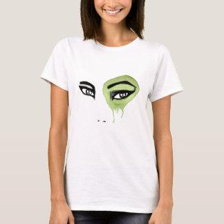 Green Eyed Lady T-Shirt