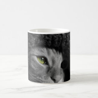 Green Eyed Monster Coffee Mug