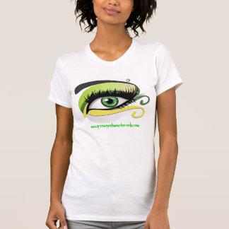 Green Eyed Monster Ladies Tank
