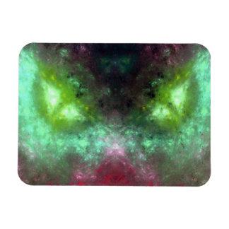Green-Eyed Monster Magnet
