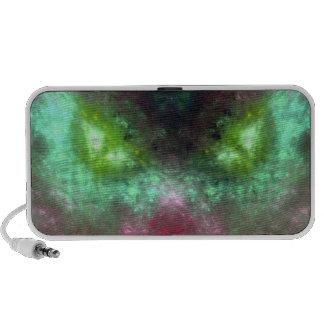 Green-Eyed Monster Notebook Speaker