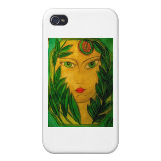 Green Eyes Covers For iPhone 4