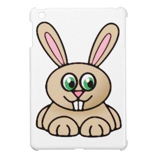 Green Eyes Rabbit Cartoon Art iPad Mini Case