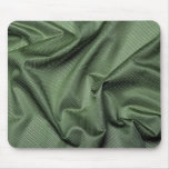 Green fabric Photo Mouse Pad