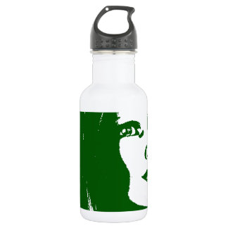 green face5 water bottle
