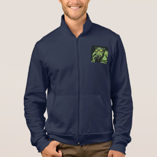Green Face Monster Jacket