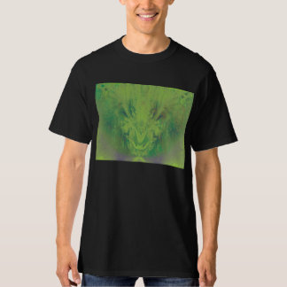 (Green Face)Nameless City of the Thinking Machines T-Shirt