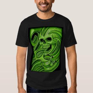 green face shirt