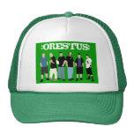 Green Faceless Logo Hat