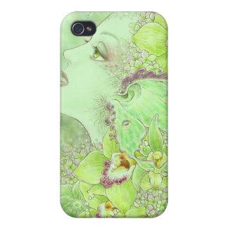 Green Faery iPhone 4 Case
