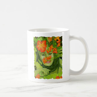 Green Fairy Coffee Mug