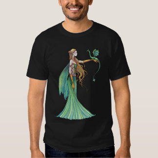Green Fairy Dragon 'Disipline' T-Shirt