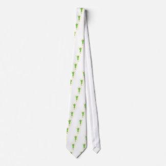 Green Fairy Neck Tie