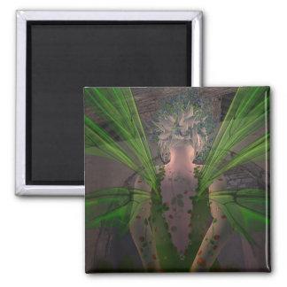 Green Fairy @ Secret Door Magnet